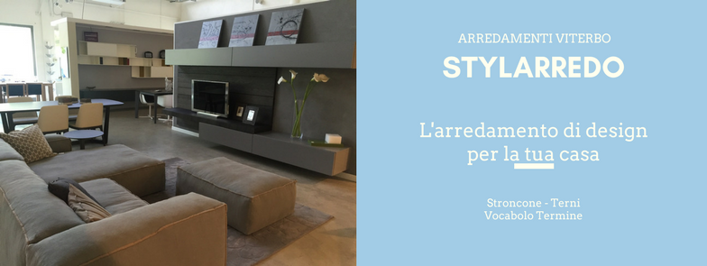 Cucine e arredamenti viterbo stylarredo media mobile spa for Sia arredamenti